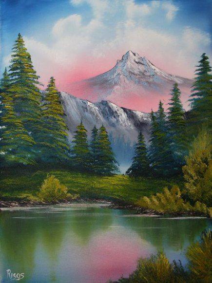 40 Bob ross paintings ideas in 2021 | bob ross paintings, bob ross...