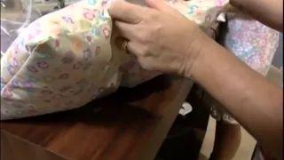 maura castro cesto de tecido de pão - YouTube