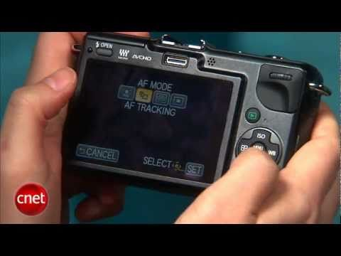 Panasonic Lumix DMC-GF2 CNet Review
