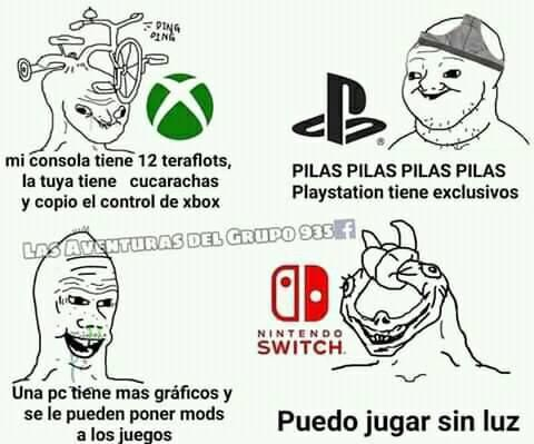 Meme Videojuego Por Las Aventuras Del Grupo 935 Gamer Gamers Humor Memes Espanol Chistosos Steammexico Mx Steammexico C App Simulation Games Simulation