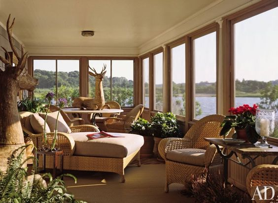Living Room by MAC II   AD DesignFile - Home Decorating Photos ... windows
