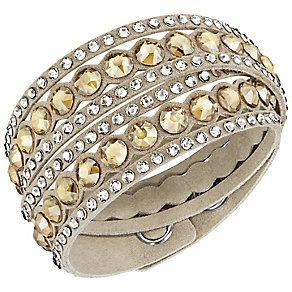 Swarovski Slake Beige Bracelet Size M - Product number 4379004