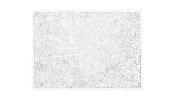 MONOQI | Berlin 3D-Stadtplan - Werkstatt Frau Schneize