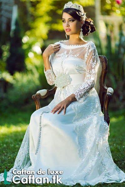 en vente et location caftan 2014, robe de soirée et mariée pas cher ...