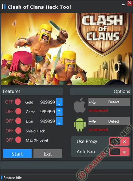 clash of clans hack kaise kare