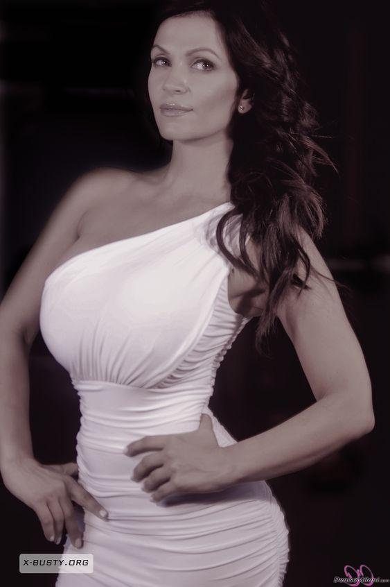 Denise Milani - White Summer Dress