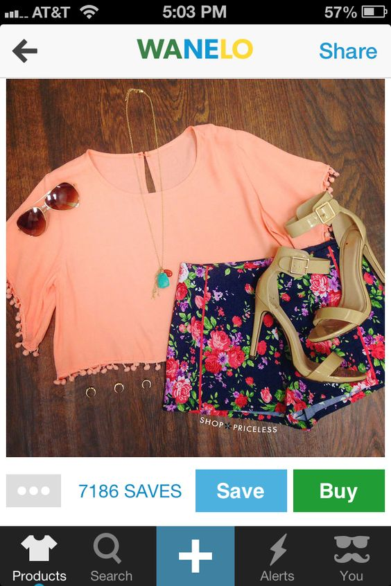 Outfits I found on wanelo that fit my style