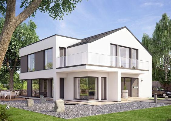 Concept-M München Design V1 - Bien Zenker House, Architecture