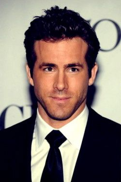 Ryan Reynolds...my future husband.  Watch out ladies... ;)