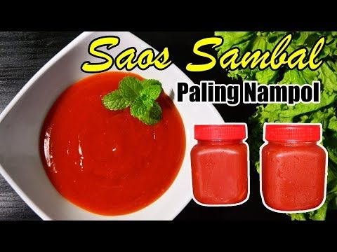 Cara Simple Membuat Saos Sambal Bangkok Youtube Resep Minuman Masakan Resep