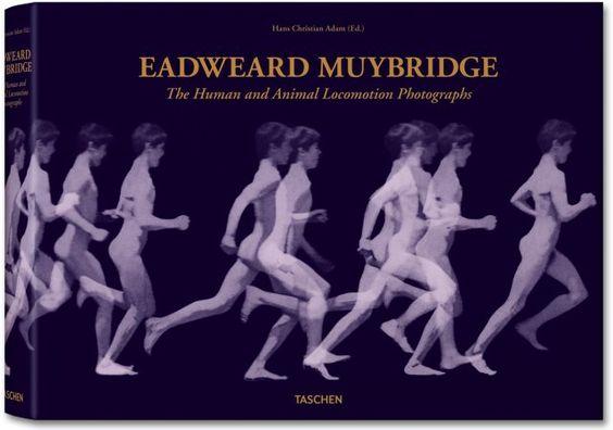 Eadweard Muybridge. Locomotion Photographs. Libros TASCHEN (Jumbo)
