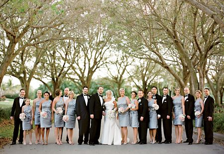 """""""I come from a very large family and want them all to be in my wedding party. However, my close girlfriends want to be in it as well. What honors are there besides being the maid of honor or a bridesmaid?"""" Click through for the answer!"""