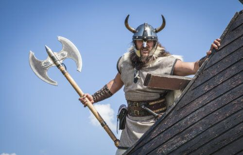 The Vikings Were From Asia Dna Tests Find Surprising Origins Of Famous Scandinavian Warriors Study Finds In 2020 Viking Myths Vikings History
