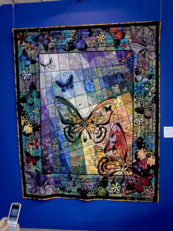 A hugely popular quilt show held every January at Tokyo Dome. For more…