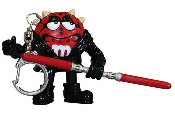Darth Maul - Star Wars M's Flashlight Keychain