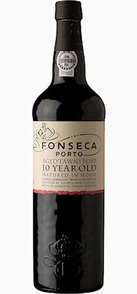 Fonseca 10 Years Old Tawny. Gamme Actuelle.