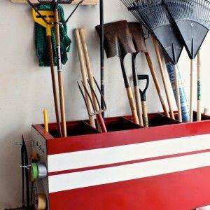 15 Garage Storage Ideas for Organization | Easy Ideas for