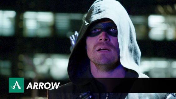 Arrow - Inside: Public Enemy