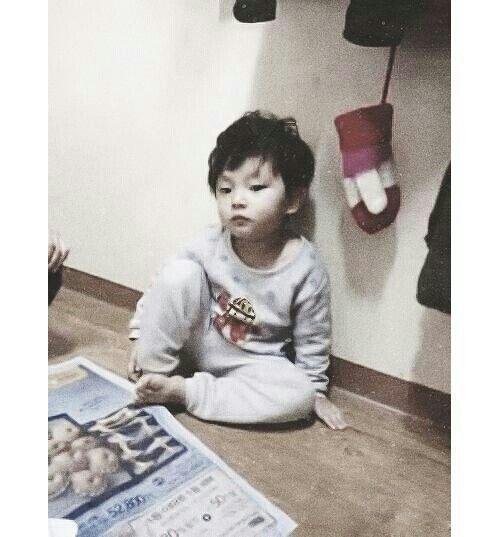 Baby Xiumin~~