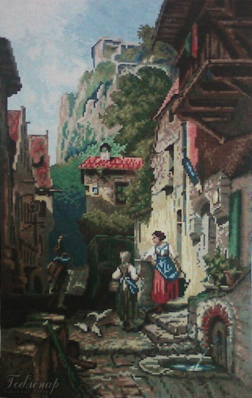 Gobelin Husar