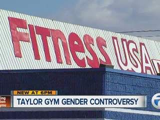 Gym going #WOMEN_ONLY!!! No MEN Allowed...  #REVERSE_DISCRIMINATION at its finest! *PFFT!*