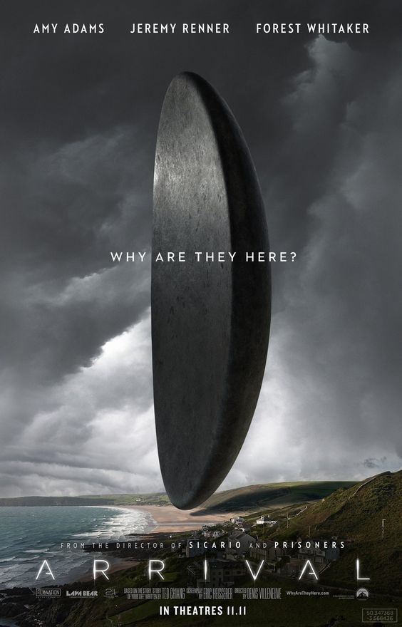 Arrival (2016) BluRay 720p 900MB