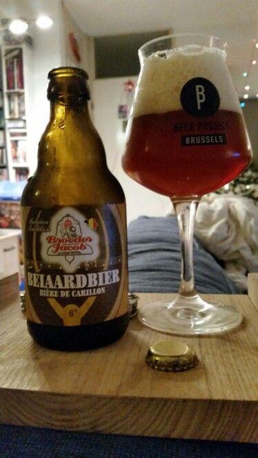 Broeder Jacob Beiaardbier // 7.3/10 // Bière de Carillon Frère Jacques
