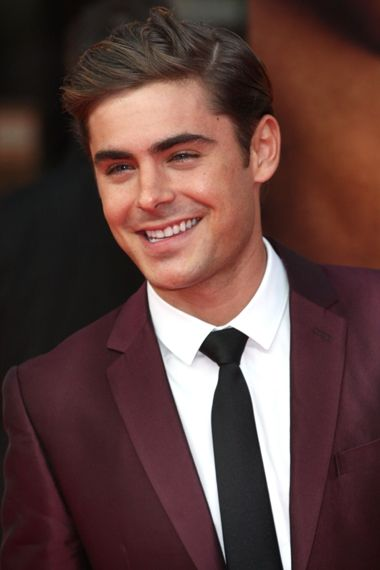 """""""Most Likely To Bring Condoms: Zac Efron."""" - @MTV   This caption made me laugh."""