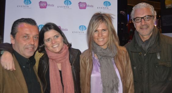www.hoyonline.tv/ Photocall del evento/desfile de HoyModaTv y Events Barcelona