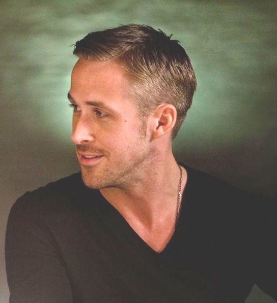 Ryan. Gosling's. Hair cut.
