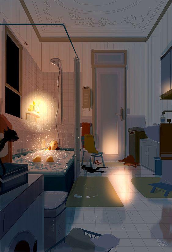 En el baño - Página 6 0c0df04415c5b8b35bad3f821a477701