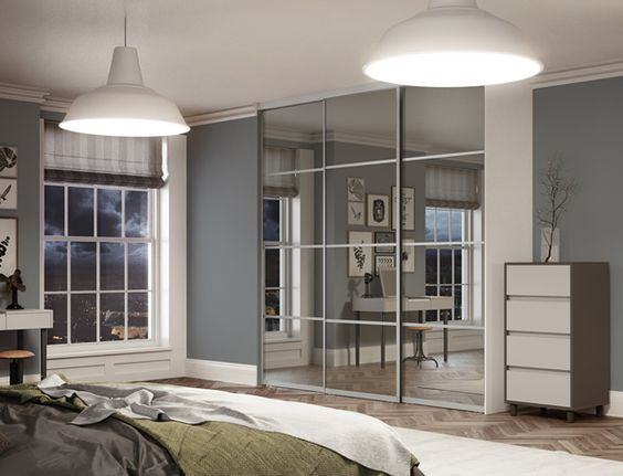 Sliding Wardrobe Gallery | Contour Range | Sliding Wardrobe World
