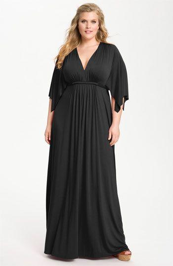 Rachel Pally White Label Long Caftan Dress: Fashion Clothes, Dresses Fashion, Plus Size Fashion, Clothes Uk, Caftan Dress, Larger Clothes