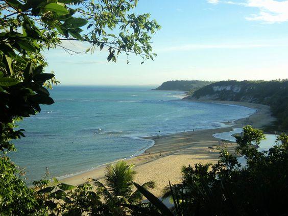 Praia do Espelho. Trancoso - Bahia - Brasil