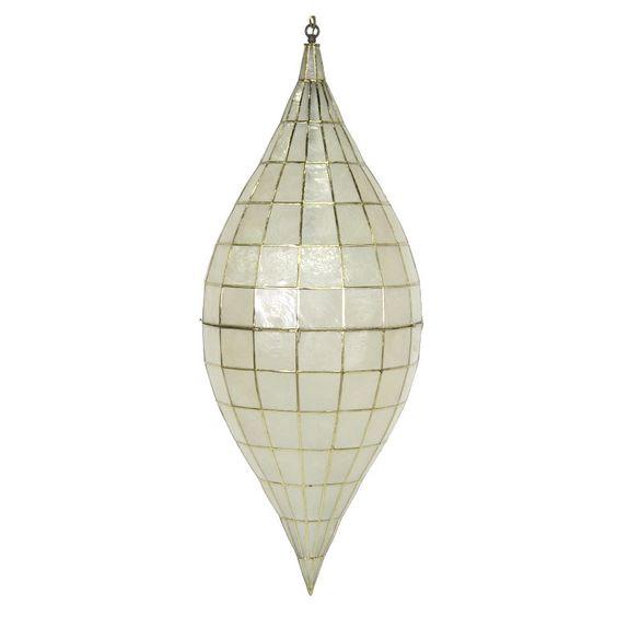 huge teardrop capiz shell chandelier capiz shell lighting fixtures