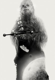 Chewie by Greg Ruth