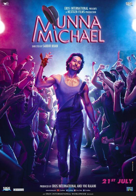 Munna Michael (2017) DVDRip