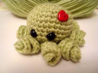 -x- EssHaych -x-: Mini Ami Octopus Take 2