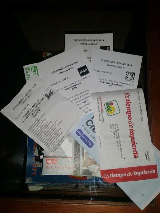 DIREBLOG    : RESULTADO DE LAS ELECCIONES EN LEBRIJA...EN 4º C+D...