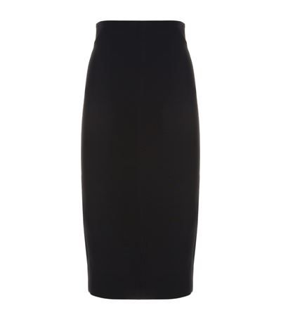VICTORIA BECKHAM High Waist Pencil Skirt. #victoriabeckham #cloth #