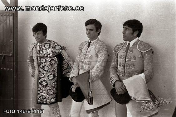 El cartel de la tarde rodense, Sebastián Palomo Linares, José Mari Manzanares y Antonio Rojas García. http://goo.gl/XCB2qH