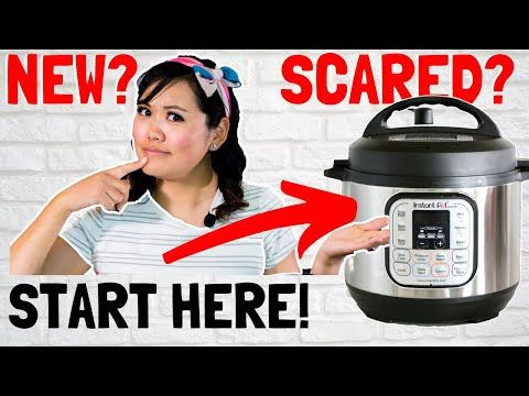 How To Get Started With Your Instant Pot Duo Beginners Start Here Youtube Best Electric Pressure Cooker Instant Pot Instant Pot Yogurt