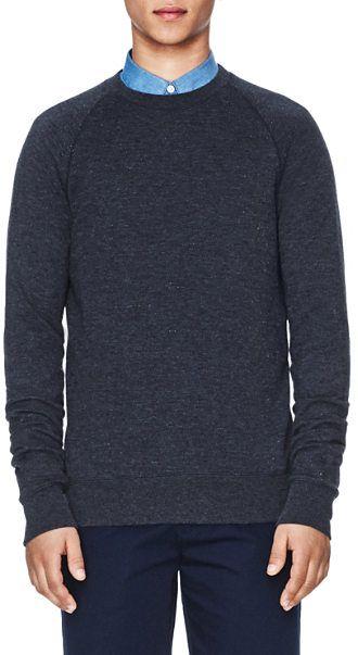 Veton Sweatshirt in Fluctuate