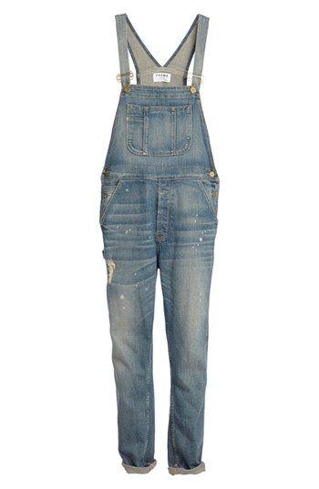 boyfriend overalls