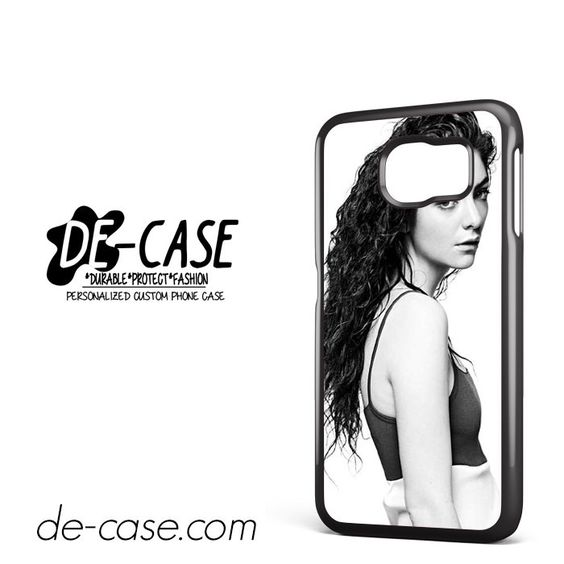 Lorde DEAL-6644 Samsung Phonecase Cover For Samsung Galaxy S6 / S6 Edge / S6 Edge Plus