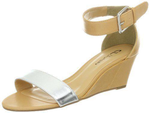 Pin for Later: 50 paires de sandales à moins de 50 € ! Sandales compensées à lanières Chinese Laundry Chinese Laundry Total Thrill Wedge Sandal ($50)