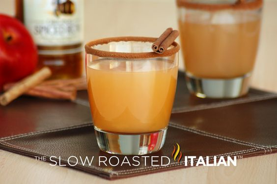 The Slow Roasted Italian: Haunted Halloween and Fabulous Fall Cocktail Roundup: