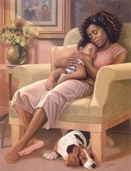 Sweet Dreams by Henry Lee Battle | The Black Art Depot