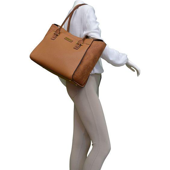 Adrienne Vittadini Workbook Tote - eBags.com