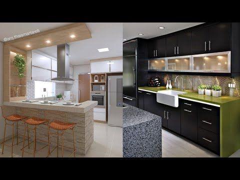 150 Small Modular Kitchen Design Ideas 2020 Hashtag Decor Youtube In 2020 Kitchen Design Small Kitchen Cabinet Design Small Kitchen Cabinets